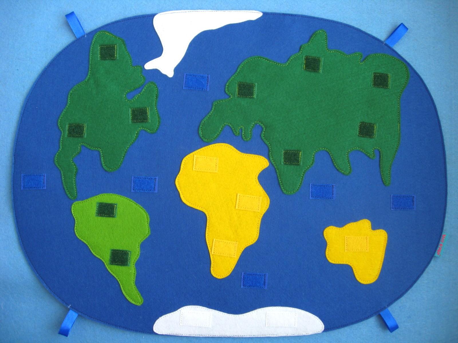 МК карта мира