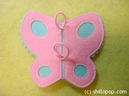 мастер класс бабочка6