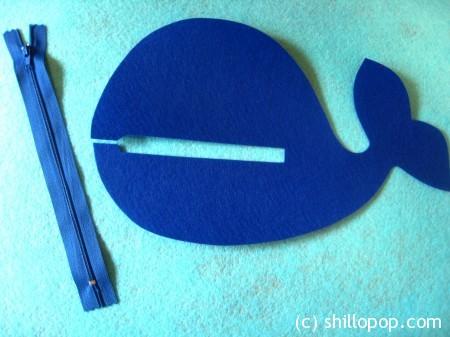 мастер класс выкройка фетр кит