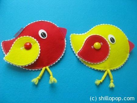 птички радуга3