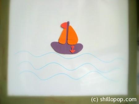 кораблик 1