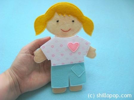 одежда для куклы 6