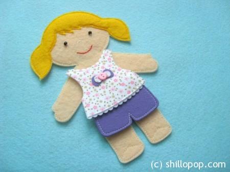 одежда для куклы 7