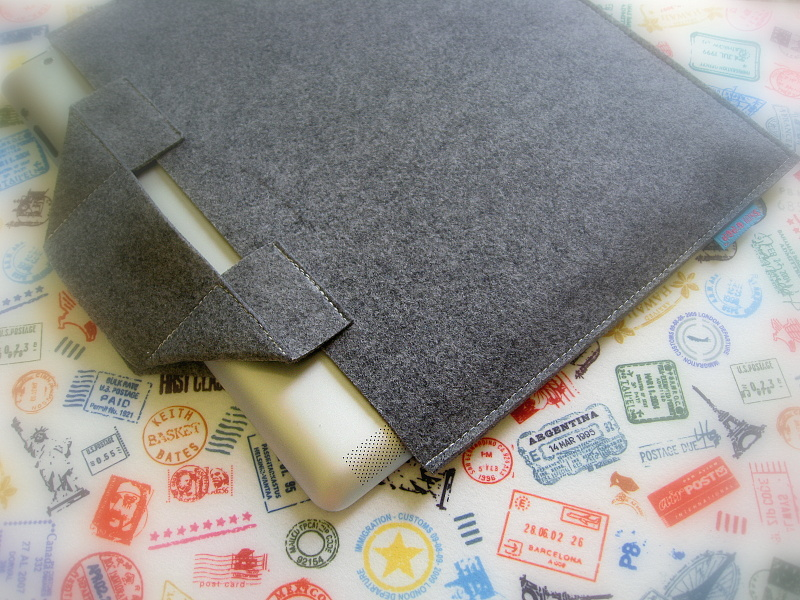 чехол для iPad из фетра