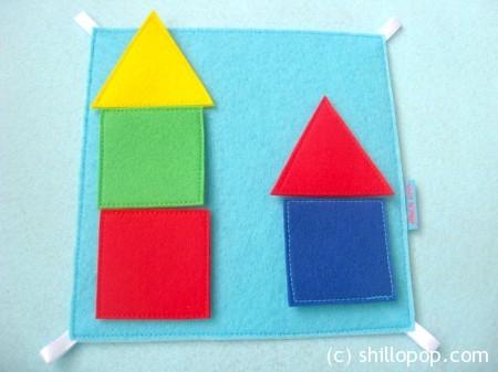 геометрические фигуры книжка11