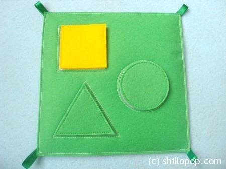геометрические фигуры книжка8