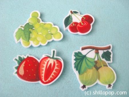 овощи и фрукты из фетра5