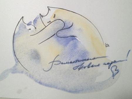 рисунок Ольга Чекалкина