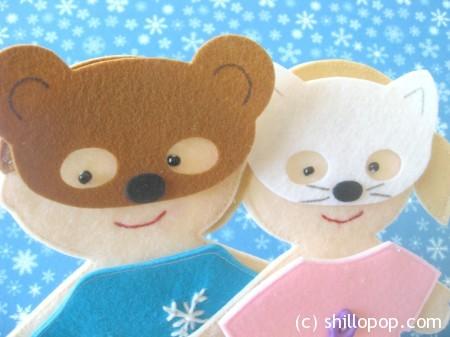 одежда для кукол зима 2