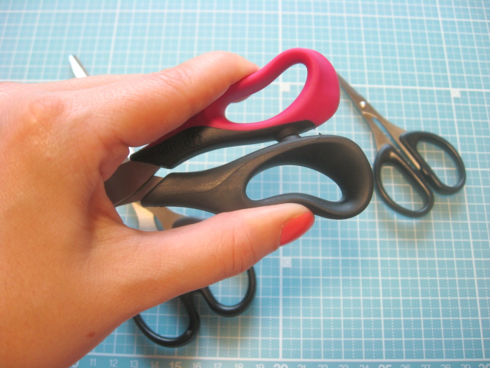 инструменты для шитья из фетра ножницы мастер-класс