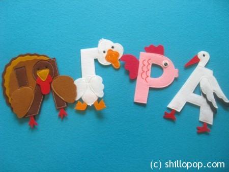 алфавит из фетра азбука игрушки выкройки
