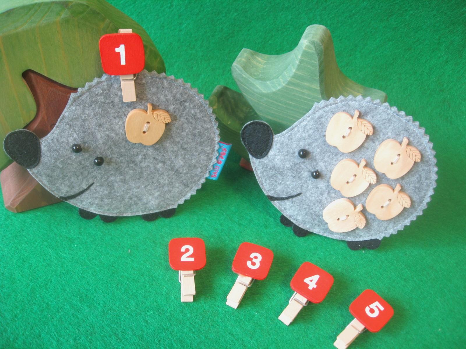 игрушки из фетра математические игрушки своими руками