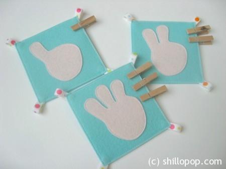 математические карточки счет на пальцах фетр 7