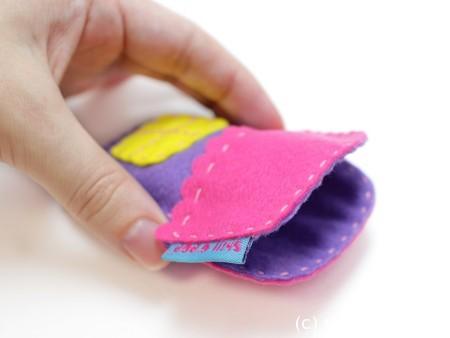 зайчик мишка домик из фетра выкройки игрушки в дорогу своими руками карманные игрушки