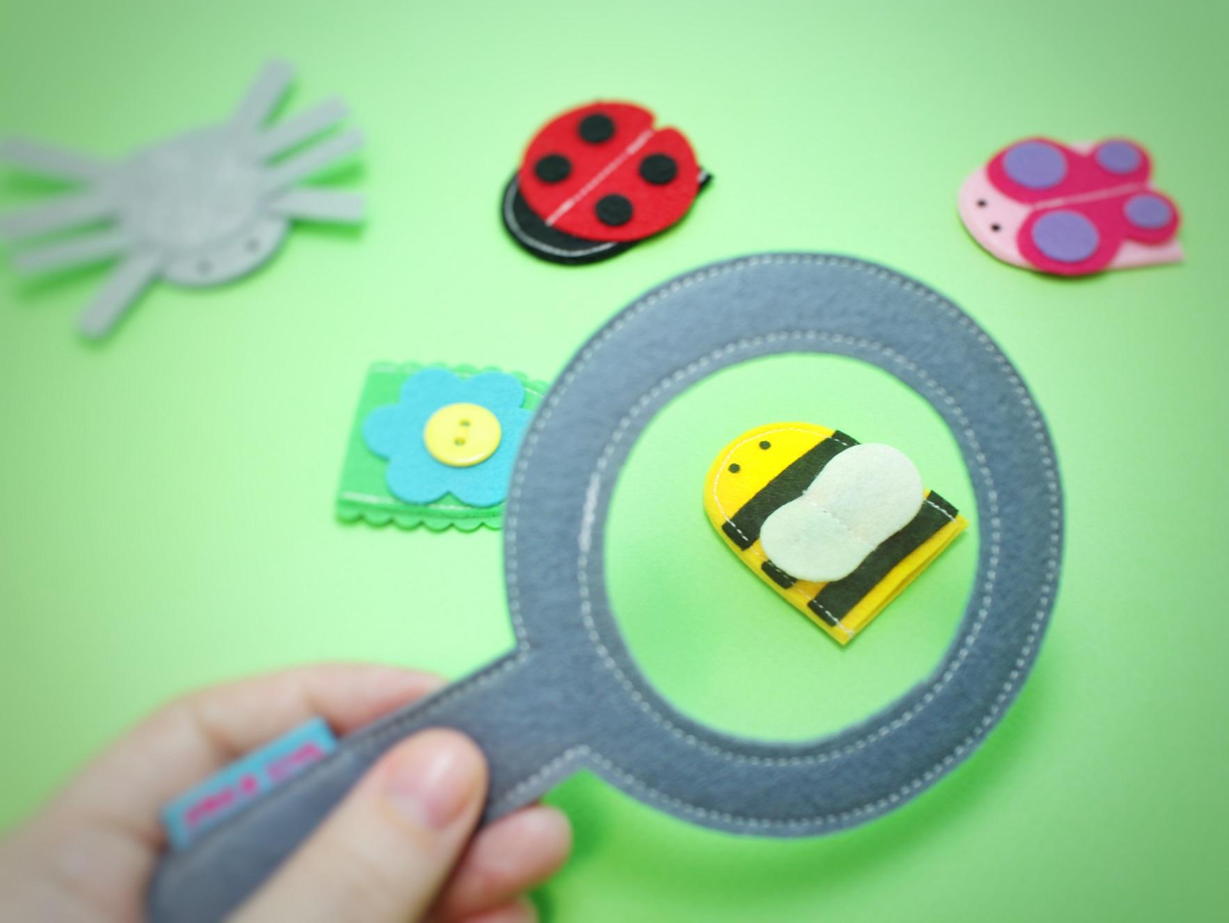 пальчиковые игрушки из фетра насекомые выкройки советы логопеда