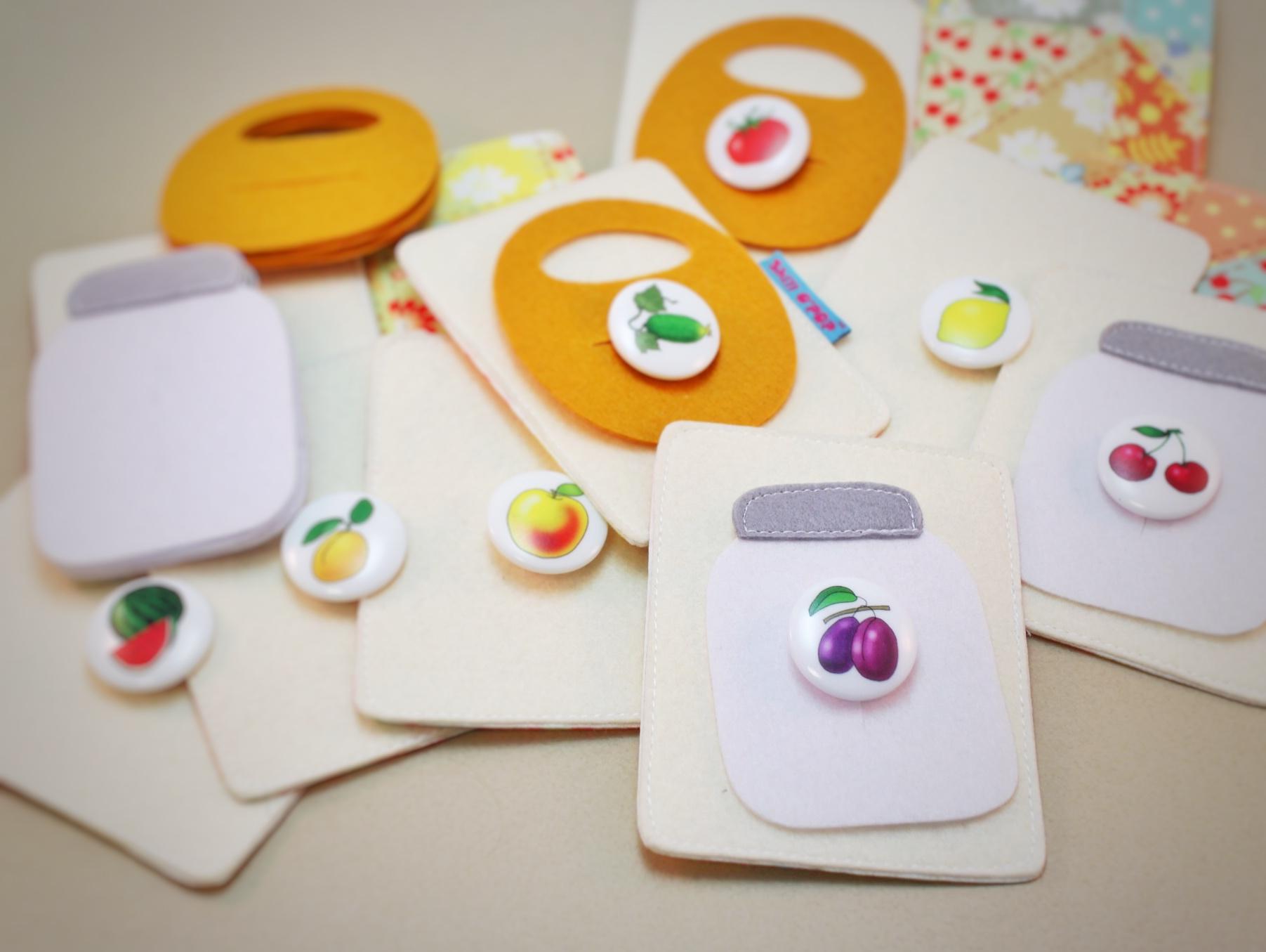 бесплатные выкройки развивающие игрушки из фетра с пуговицами