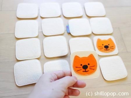 настольная развивающая игра из фетра кошки мышки выкройки 6