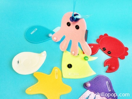 рыбалка из фетра выкройки развивающих игрушек