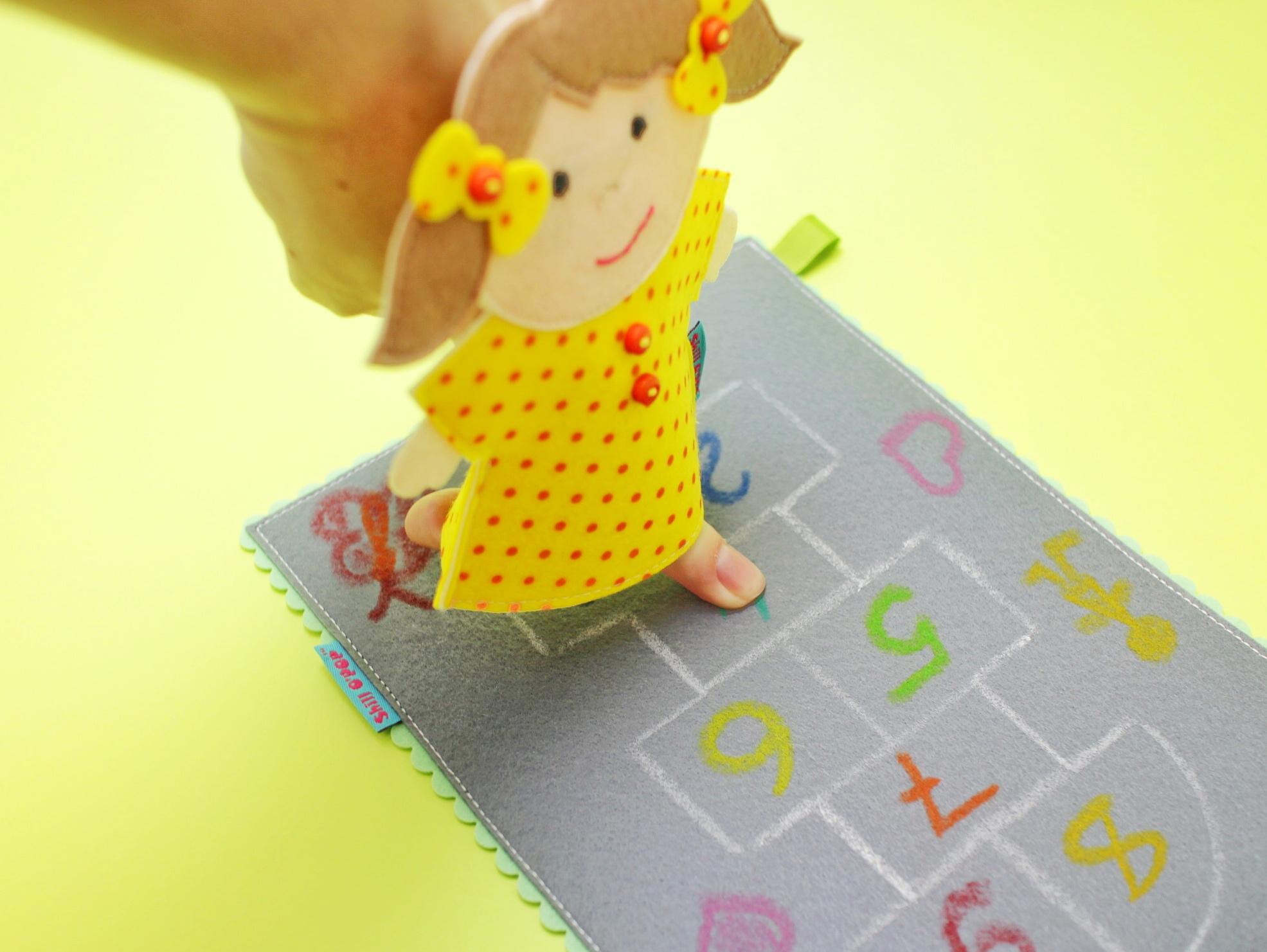 выкройки игрушек из фетра классики пальчиковая игра из фетра