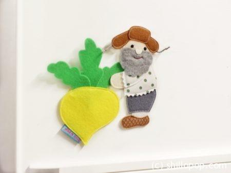репка игрушки из фетра сказка выкройки 9