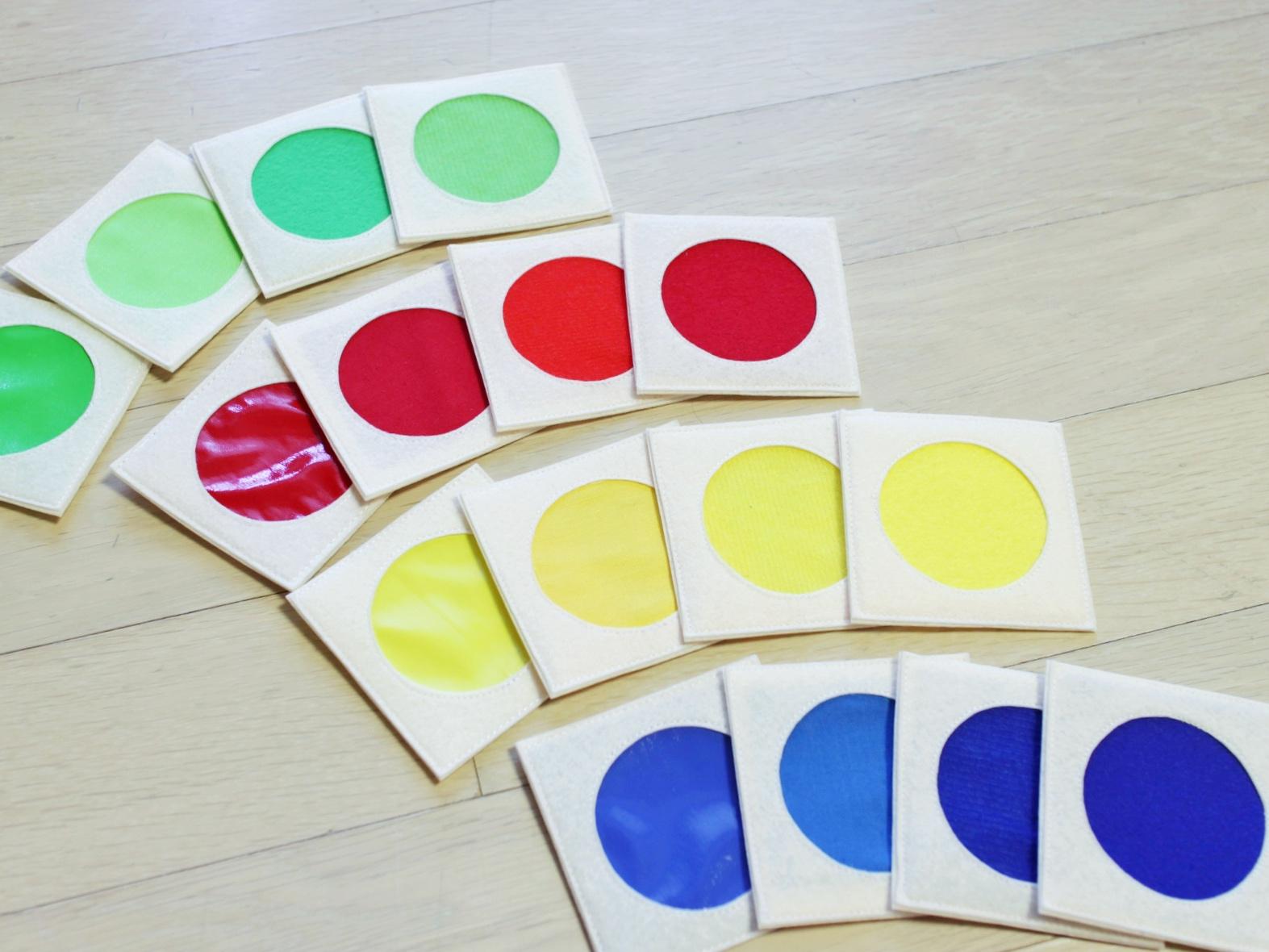 сенсорные карточки мемори из фетра мастер-класс как играть